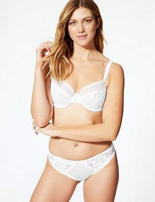 ... Marks and Spencer 2 Pack Louisa All Over Lace Non-Padded Full Cup Bras B 3898d92c4