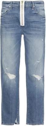 Mother The Xyz Saint Jeans
