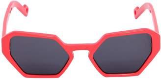 Delapan 8 Coral Acetate Sunglasses