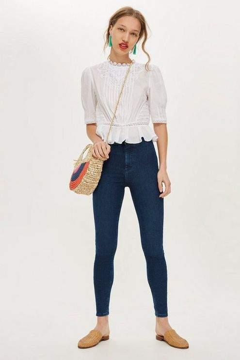 Tall sulphur joni jeans