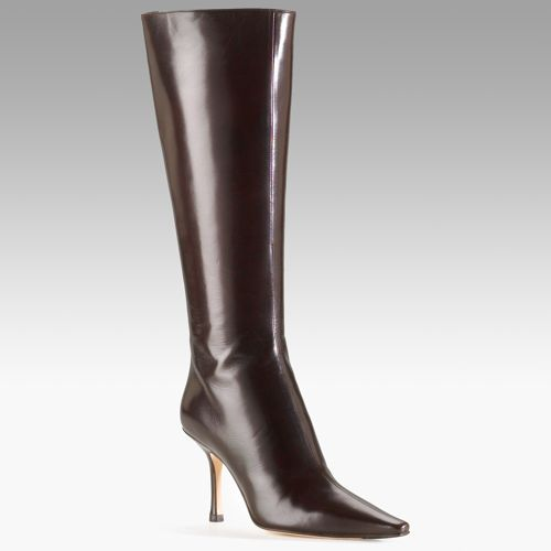 Jimmy Choo Peony Tall Leather Boots