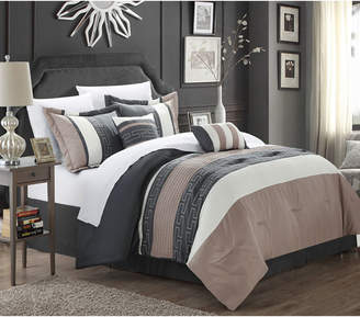 Carlton CHIC HOME Chic Home 10-pc. Complete Bedding Set With Sheets