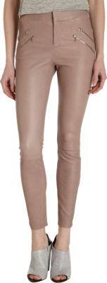 J Brand Claudette Leather Pant
