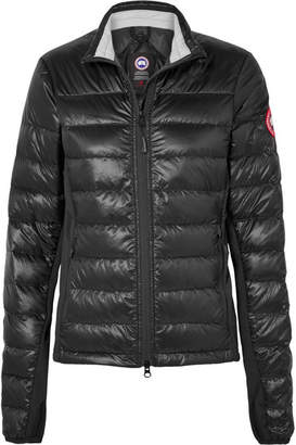 Canada Goose Hybridge Lite Quilted Shell Down Jacket - Black
