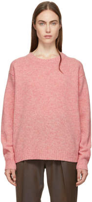 Acne Studios Orange Samara Sweater