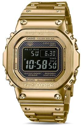 G-Shock Masterpiece Gold-Tone Watch, 42.8mm x 48.9mm