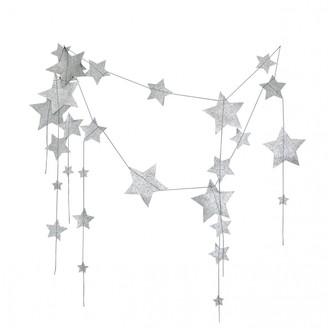 NUMERO 74 Stars garland $43.20 thestylecure.com