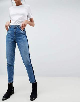 Selected Boyfriend Jeans Side Detail