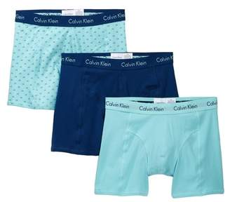 Calvin Klein Comfort Fit Boxer Brief - Pack of 3 $39.50 thestylecure.com