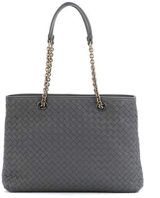 Bottega Veneta Intrecciato leather shoulder bag