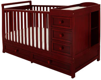 Viv + Rae Shiloh 2-in-1 Convertible Crib and Changer