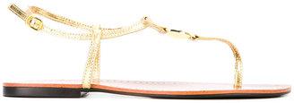 Lauren Ralph Lauren branded sandals $100.54 thestylecure.com
