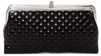 Hobo Lauren Quilted Leather Clutch Wallet