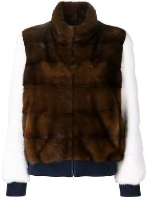 Simonetta Ravizza Dafne Mix jacket