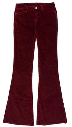 Theyskens' Theory Corduroy Mid-Rise Pants w/ Tags