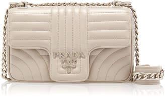 Prada Quilted Leather Shoulder Bag