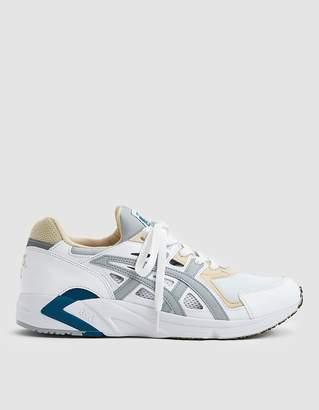 Asics Gel-DS Trainer OG Sneaker in White/Mid Grey