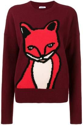 P.A.R.O.S.H. intarsia knit jumper