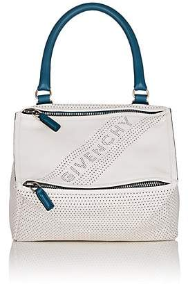 Givenchy Women's Pandora Small Leather Messenger Bag - White