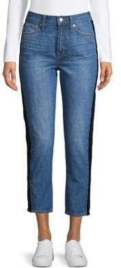 Madewell Classic Cropped Jeans