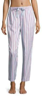 Sleepy Jones Marina Striped Cotton Pajama Pants