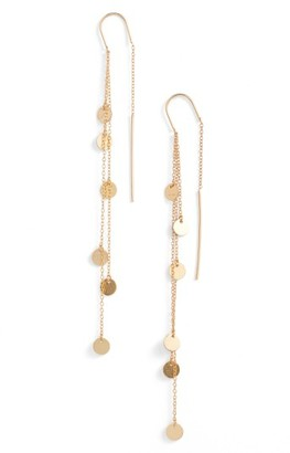 Women's Argento Vivo Cascading Drop Earrings $58 thestylecure.com