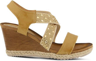 Patrizia Womens Luminate Wedge Sandals