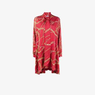 Balenciaga Semi Fitted Dress