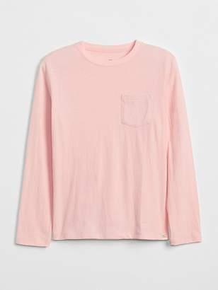 Gap Always On Essentials Long Sleeve T-Shirt