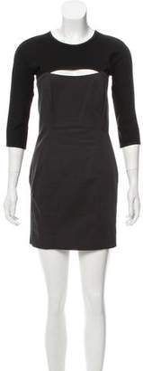 Mason Cutout Colorblock Dress