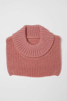 H&M Wool Turtleneck Collar - Orange