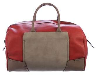 Brunello Cucinelli Leather Duffel Bag