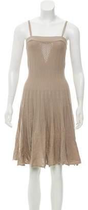 D-Exterior D. Exterior Sleeveless Knit Dress