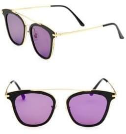 Gentle Monster 51MM Supernature Cat-Eye Sunglasses