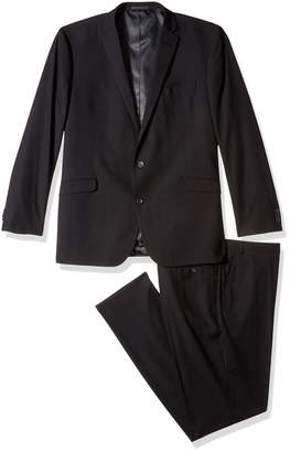 Kenneth Cole Reaction Men's Big and Tall Big & Tall Performance Stretch Suit
