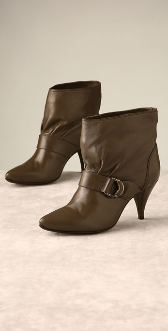 Belle by Sigerson Morrison Pointed Buckle Bootie