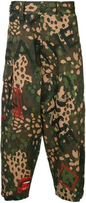 Vivienne Westwood Military trousers