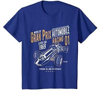 Vintage Retro Style Formula Racing T-Shirt