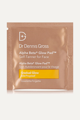 Dr. Dennis Gross Skincare Alpha Beta Glow Pad Self-tanner For Face, 20 X 2.2ml - Colorless