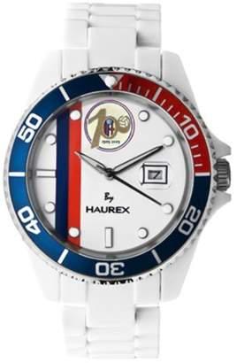 Haurex Italy Men's BC339UWC Sport-R Dial Luminous Watch