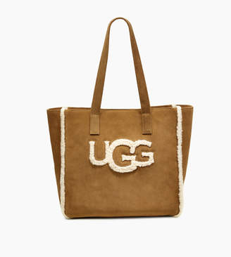 UGG Women's Alina Sheepskin Tote Bag