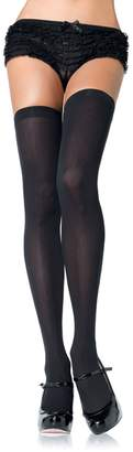 Leg Avenue Women's Plus-Size Over The Knee Thigh Highs Hosiery