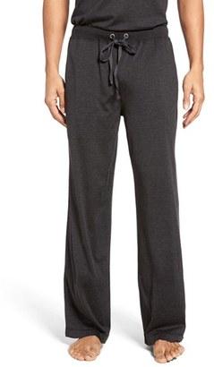 Men's Daniel Buchler Silk & Cotton Lounge Pants $145 thestylecure.com