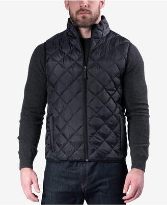 Hawke & Co Outfitters Men's Packable Down Quilted Vest