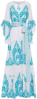 Leone We Are Broderie Anglaise Robe