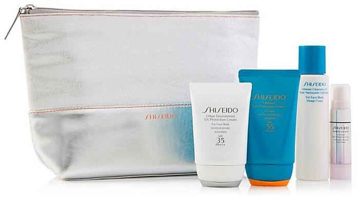 Shiseido Sun Set