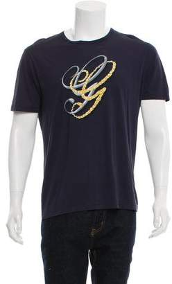 Gucci Logo G Graphic Print T-Shirt