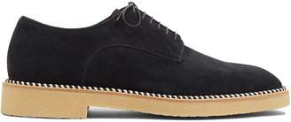 Christian Louboutin Davilo suede derby shoes