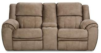Red Barrel Studio Simmons Genevieve Double Motion Reclining Loveseat Reclining Type: Manual