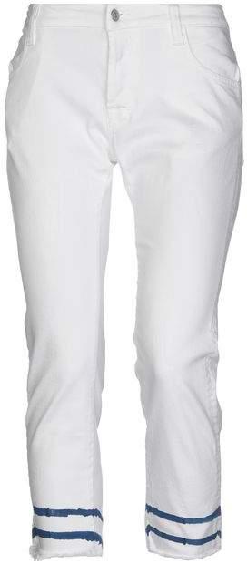 MAURIZIO MASSIMINO Denim trousers